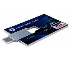 Credit Card Pen Drives